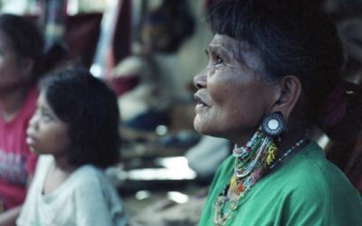 Divisive ploy in Lumad communities: 80-year-old Bai Bibyaon rebuffs allegations