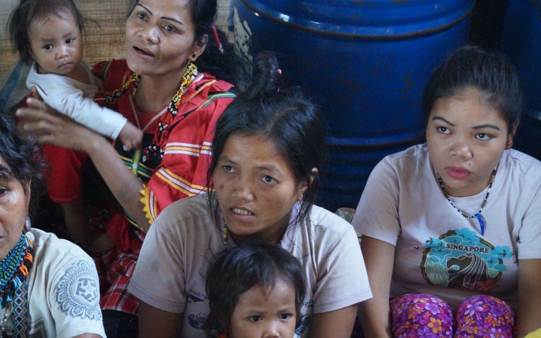 Brandanschlag auf vertriebene Indigene in Davao City – Aktionsbündnis Menschenrechte