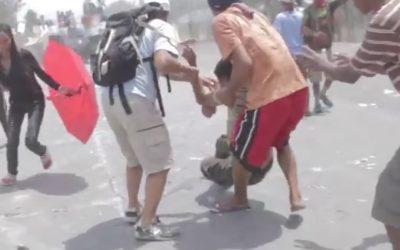 Gewaltsame Auflösung von Protesten in Kidapawan City