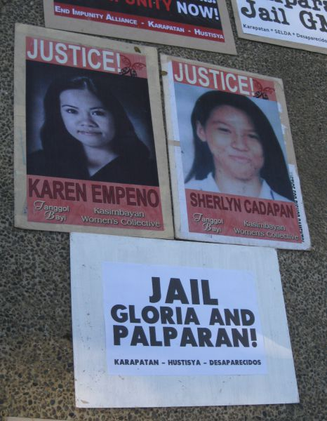 Arrest of Ex-General Palparan important first step in fight against impunity in the Philippines