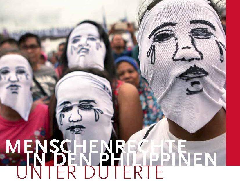 Menschenrechte in den Philippinen unter Duerte