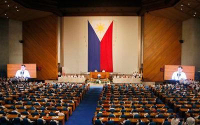 Rede an die Nation 2020 (SONA) und Wiedereinführung der Todesstrafe