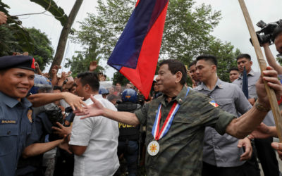 Wahlen 2022: Duterte-Tandem birgt Gefahr erneuter Diktatur