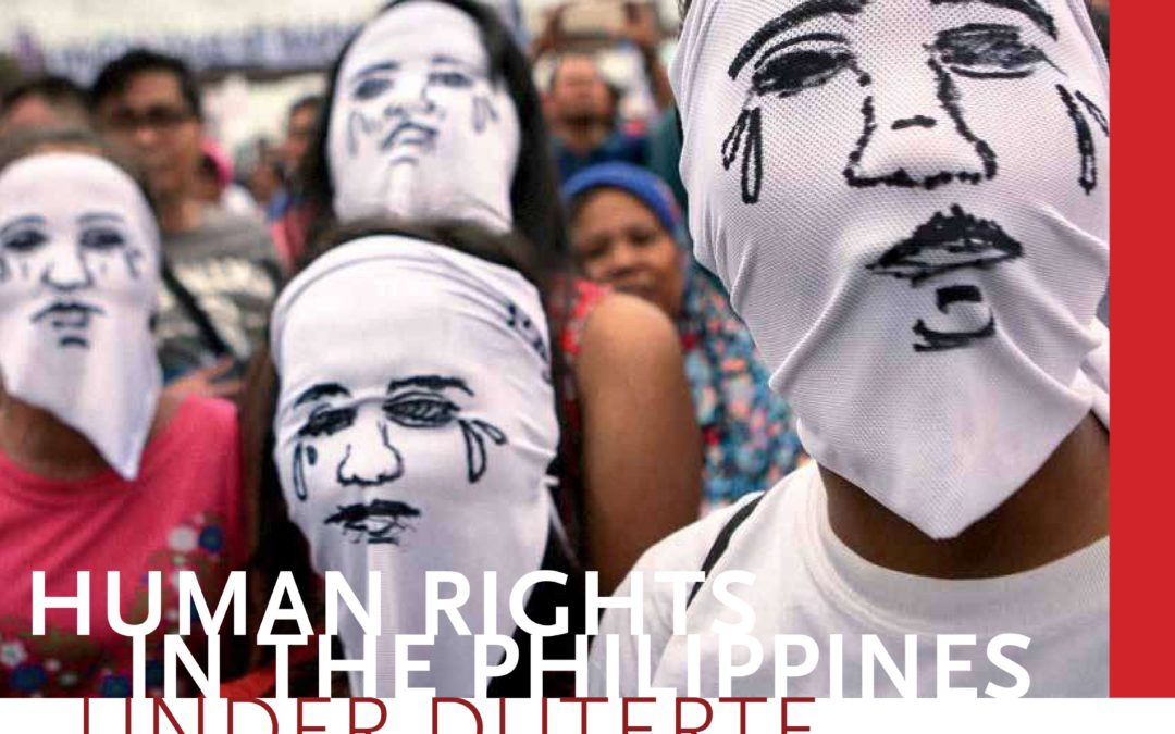 Human Rights in the Philippines under Duterte
